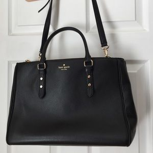 Kate Spade Leather Bag. Mulberry Street Leighann.